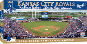 Kansas City Royals Panoramic Puzzle