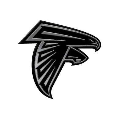 Atlanta Falcons Chrome Auto Emblem