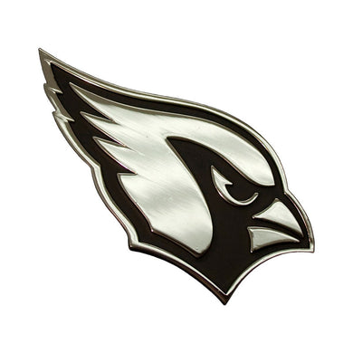 Arizona Cardinals Chrome Auto Emblem