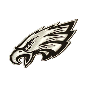 Philadelphia Eagles Chrome Auto Emblem