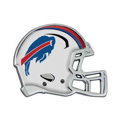 Buffalo Bills Chrome Helmet Emblem