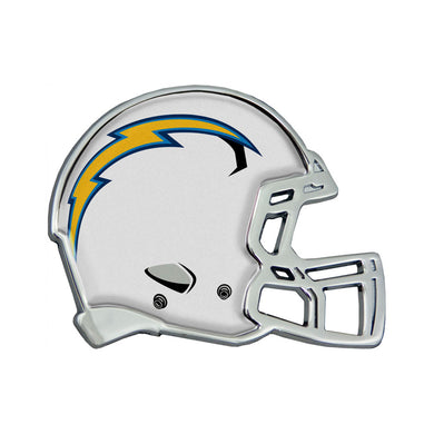 Los Angeles Chargers Chrome Helmet Emblem