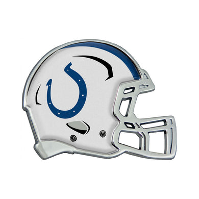 Indianapolis Colts Chrome Helmet Emblem