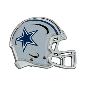 Dallas Cowboys Chrome Helmet Emblem