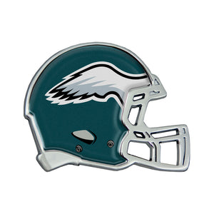 Philadelphia Eagles Chrome Helmet Emblem