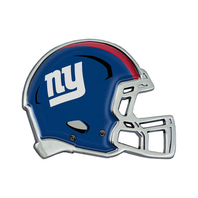 New York Giants Chrome Helmet Emblem