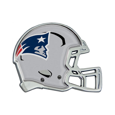 New England Patriots Chrome Helmet Emblem