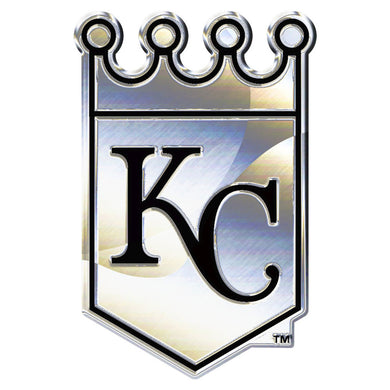 Kansas City Royals Chrome Auto Emblem