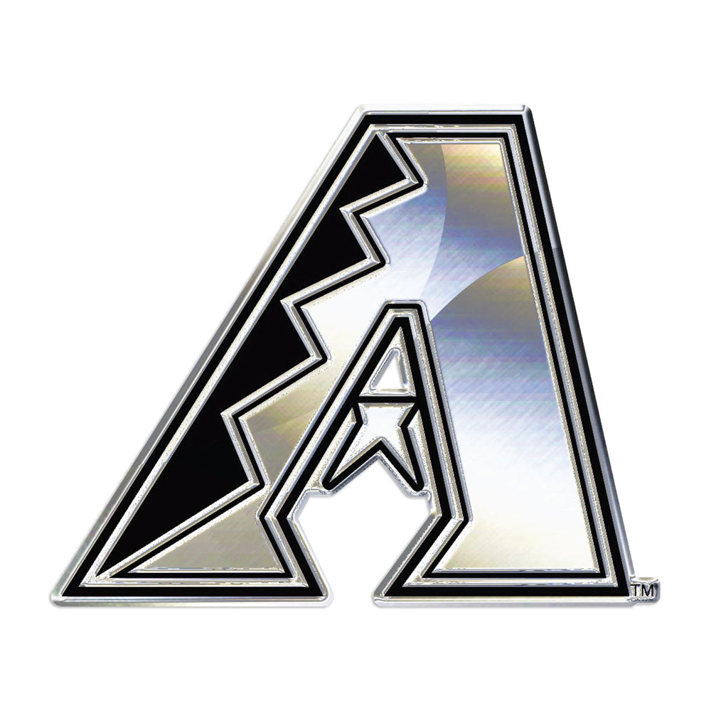 Arizona Diamondback Chrome Auto Emblem                    s