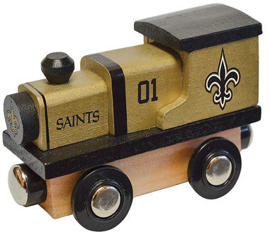 new orleans saints train, new orleans saints toy train