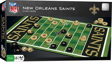 new orleans saints checkers
