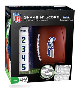Seattle Seahawks Shake 'n Score Game