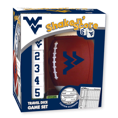West Virginia Mountaineers Shake n' Score Game