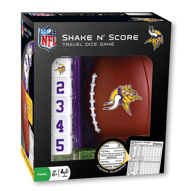Minnesota Vikings Shake 'n Score Game