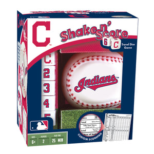 Cleveland Indians Shake 'n Score Game