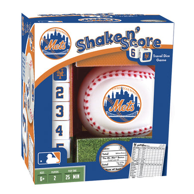 New York Mets Shake 'n Score Game