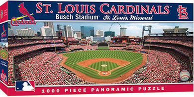 St. Louis Cardinals Panoramic Puzzle