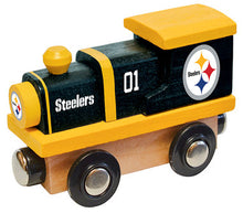 pittsburgh steelers train, pittsburgh steelers toy train, NFL