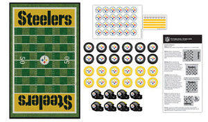 Pittsburgh Steelers Checkers