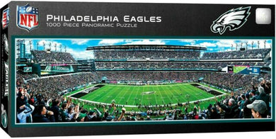 Philadelphia Eagles Panoramic Puzzle