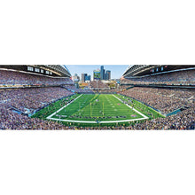 Seattle Seahawks Panoramic Puzzle