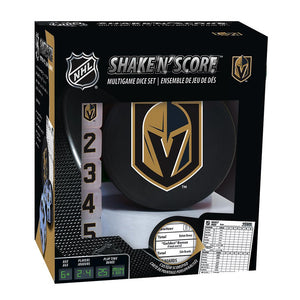 Vegas Golden Knights Shake n' Score Game