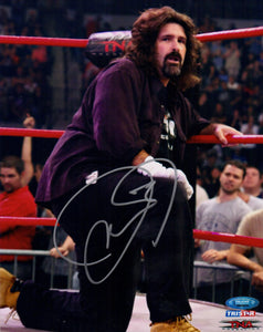 Mick Foley Autographed 8x10 Photo WWF WWE WCW ECW TNA