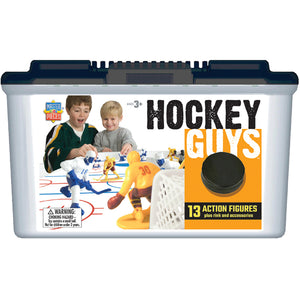 Hockey Guys Action Figures