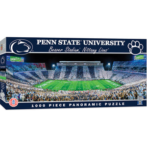 Penn State Nittany Lions Football Panoramic Puzzle