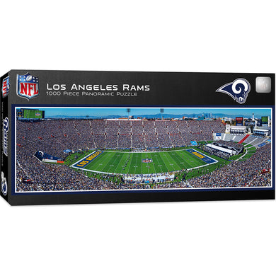 Los Angeles Rams Panoramic Puzzle
