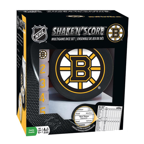 Boston Bruins Shake 'N Score Game