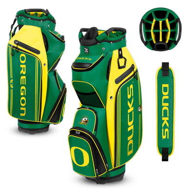 Oregon Ducks Bucket Cooler III Cart Golf Bag