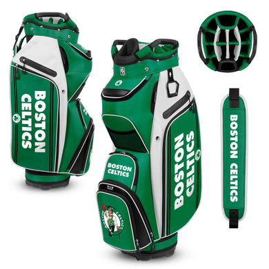 Boston Celtics Bucket Cooler Cart Golf Bag