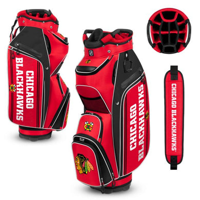 Chicago Blackhawks Bucket III Cooler Cart Golf Bag