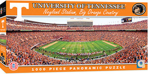 Tennessee Volunteers Football Panoramic Puzzle