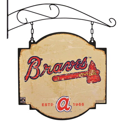 Atlanta Braves Vintage Tavern Sign