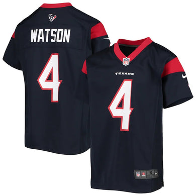 DeShaun Watson Houston Texans #4 Youth Jersey