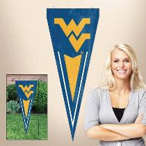 wvu football, wvu basketball, wvu flag, wvu banner