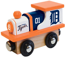 detroit tigers train, detroit tigers toy train