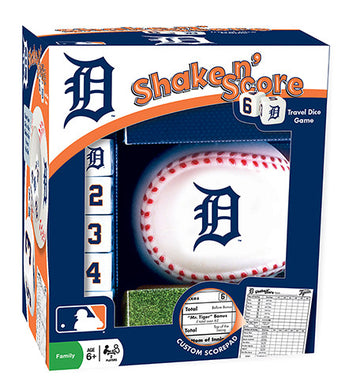 Detroit Tigers Shake 'n Score Game