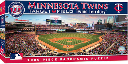 Minnesota Twins panoramic picture