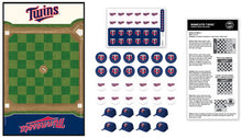 Minnesota Twins Checkers