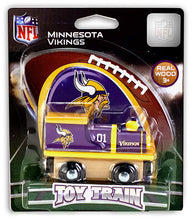 minnesota vikings train, minnesota vikings toy train