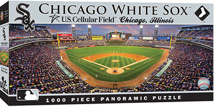 Chicago White Sox Panoramic Puzzle