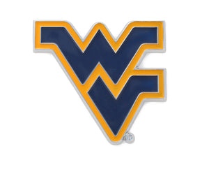 wvu football, wvu basketball, wvu auto emblem, wvu car emblem