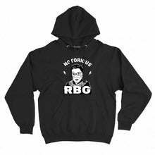 Load image into Gallery viewer, RBG Ruth Bader Ginsburg - Feminist Hoodie