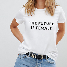 Load image into Gallery viewer, The Future is Female Classic - Feminist Shirt-Feminist Apparel, Feminist Clothing, Feminist T Shirt-The Spark Company-The Spark Company