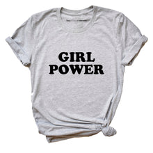 Load image into Gallery viewer, Girl Power Classic Feminist T-Shirt