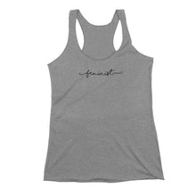 Load image into Gallery viewer, Minimalist Feminist Design - Feminist Tank