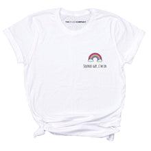 Load image into Gallery viewer, Sounds Gay I'm In, Corner - LGBT Pride T-Shirt